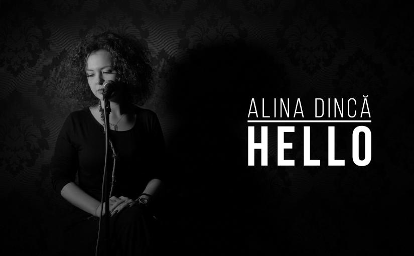 Adele – Hello [ Cover – Alina Dinca]